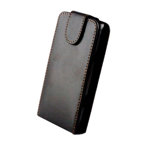 FLIP CASE Sony Ericsson W20 Zylo schwarz