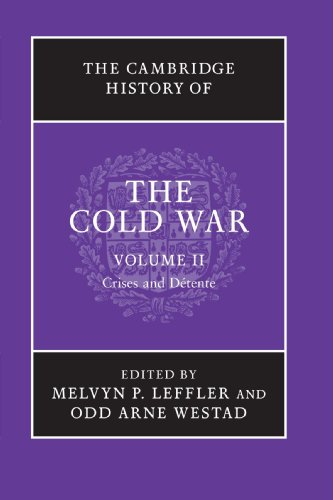 The Cambridge History of the Cold War (Volume 2)