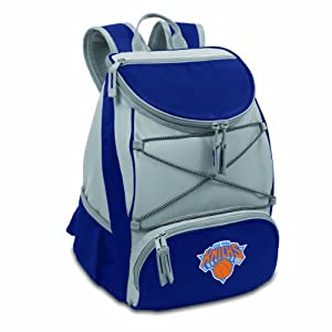 NBA New York Knicks PTX Insulated Backpack Cooler by Picnic Time