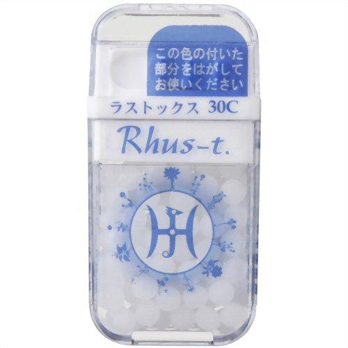 ホメオパシージャパンレメディー 基本31 Rhusーt. ラストックス 30C 大ビン