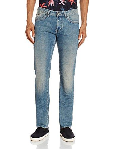 Gas 351152 Jeans Uomo Blu 40