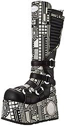 Pleaser Men's Techno-856UV-B Boot