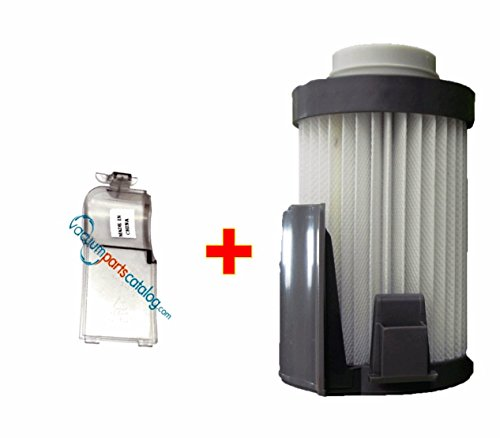 Eureka Stick Vac- Light Weight Vac Clean Out Door and Filter Special For Models 431, 433, 437, 439. (Eureka 431bx Filter compare prices)