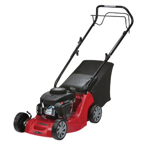 Mountfield SP414 15″ Petrol 4-Wheel Self-Propelled Rotary Lawnmower