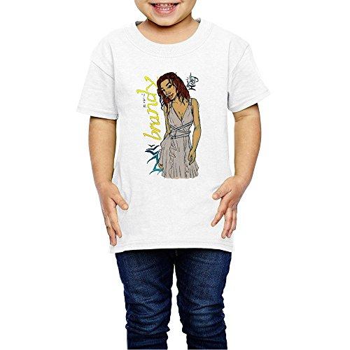 KONGYII Kids  Brandy Norwood Casual Shirt