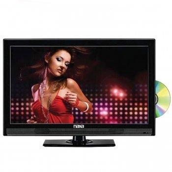 Naxa Led Ac/Dc Widescreen Atsc Tv With Dvd