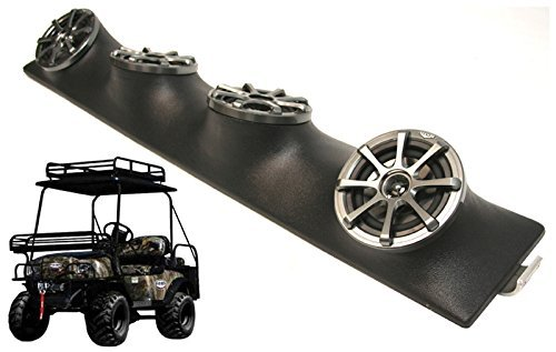 Bad-Boy-Buggy-UTV-Kicker-KS525-Powred-Car-Aduio-Speakers-Loaded-Pod-Box-System