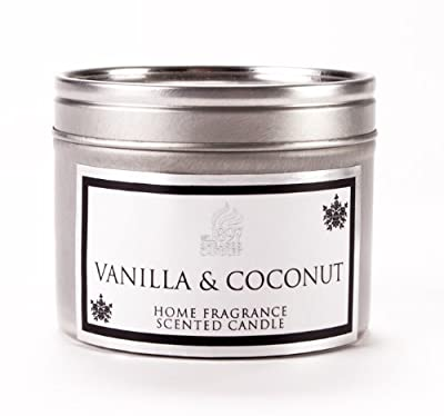 Shearer Scented Candle In Tin - Vanilla Coconut 6cm X 47cm