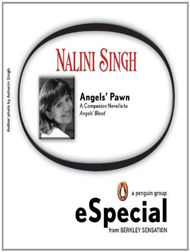 pawn - Chasseuse de vampires T0 Angel's pawn - Nalini Singh 41xcoiSXKEL