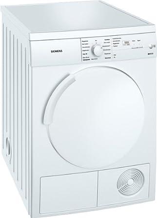 Siemens iQ300 WT34V305 Ablufttrockner / C / 7 kg / 3.9 kWh / Weiß / softDry-Trommelsystem / duoTronic