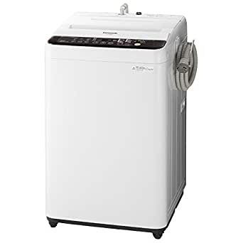 パナソニック 7.0kg 全自動洗濯機 ブラウンPanasonic NA-F70PB9-T