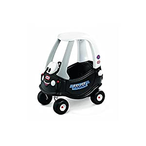 Little Tikes Cozy Coupe Patrol Police Car Ride On