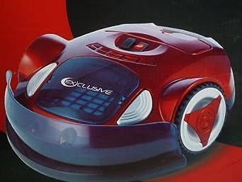 aspirateur automatique robot vacuum exclusive 818 57 double fonction aspiration serpill re. Black Bedroom Furniture Sets. Home Design Ideas