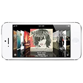 Apple iPhone 5 (White  64GB) Apple iPhone 5 (White  64GB) available at Amazon for Rs.39990