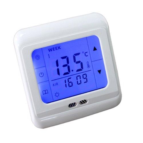Lcd Raumthermostat Touchscreen Thermostat Fussbodenheizung Digital