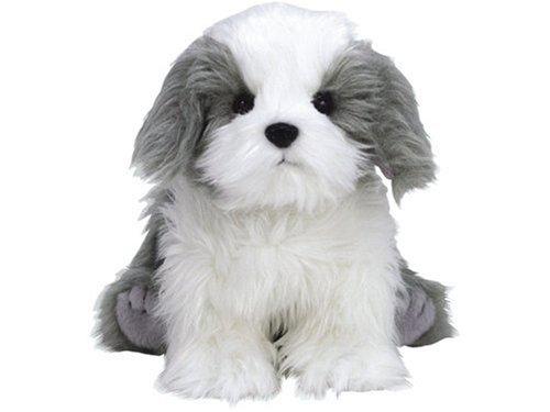 Imagen de IDAD Beanie Babies Furston perro