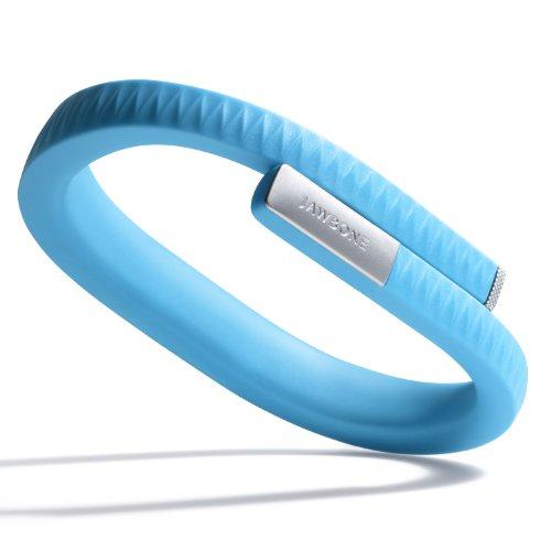 【日本正規代理店品】UP by Jawbone ライフログ リストバンド ミディアム ブルー ALP-UPM-BL