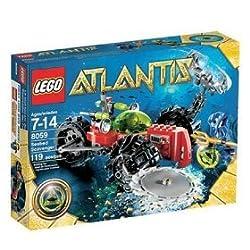 LEGO ATLANTIS SEABED SCAVENGER