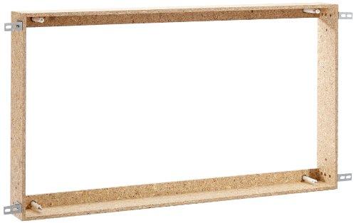 emco asis einbaurahmen f r unterputz lichtspiegelschrank 1200 mm 979700049 preisvergleich. Black Bedroom Furniture Sets. Home Design Ideas