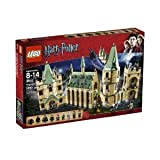 Exclusive Lego Harry Potter Hogwarts Castle (4842) - Gryffindor's Sword, Basilisk Fang And Stairs