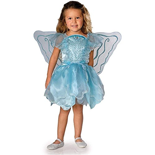 Blue Pixie Kids Costume