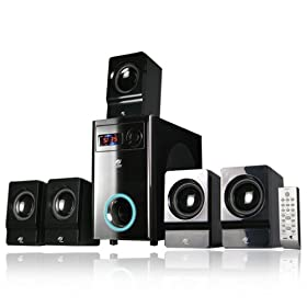 MA Audio MA5812 700 Watt 5.1 Home Theater Multimedia Speaker System