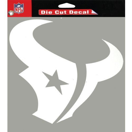Houston Texans - Logo Cut Out Decal front-191051