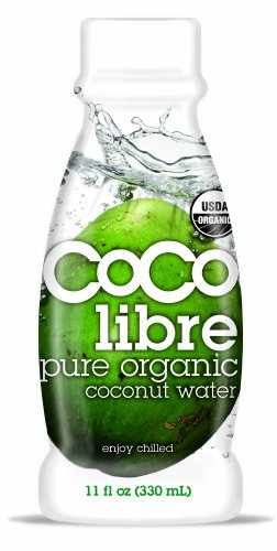 CoCo Libre Organic Coconut Water, 11oz