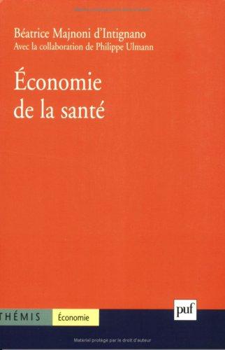 Economie de la santé