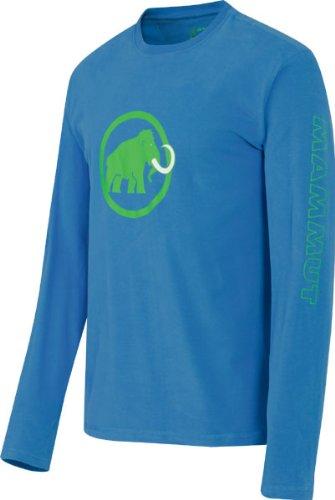 Mammut, Maglione Uomo Snow, Blu (Imperial), XL