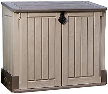 Keter Woodland 30 cu. ft. Storage Shed