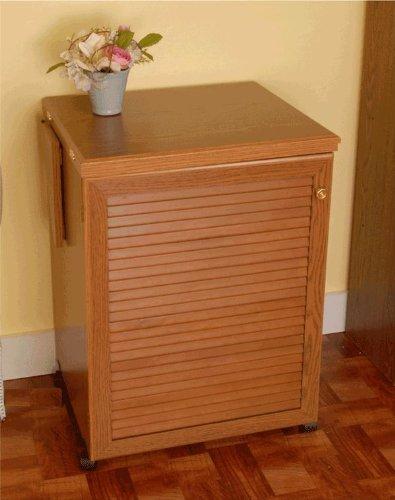 Mobiletto per macchina da cucire sewnatra rovere for Porta macchina da cucire