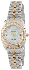 Citizen Womens EW1594-55D Eco Drive Two-Tone Watch