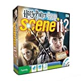 Scene It: Harry Potter The Complete Cinematic Journey DVD Game