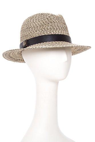 Unisex Henri Straw Hat