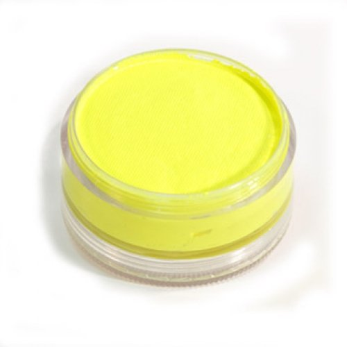 Wolfe Face Paints - Neon Yellow N50 (3.17 oz/90 gm)