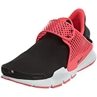 Nike Sock Dart Big Kids School Shoes (Black/Racer Pink)