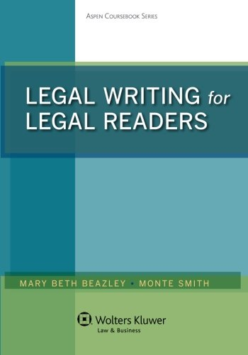 Legal Writing for Legal Readers Sporting Goods