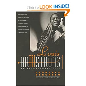 Louis Armstrong - Laurence Bergreen