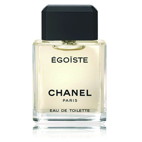 CHANEL - Egoiste Eau De Toilette per Uomo, Spray, 50 ml