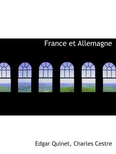 France et Allemagne