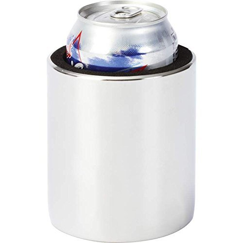 New Magnetic Stainless Steel Cup Holder Beer Koozie Can Bottle Drink ATV RV Boat (Magnetic Can Koozie compare prices)