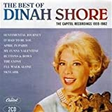echange, troc Dinah Shore - The Best of Dinah Shore (The Capitol Recordings 1959-1962)