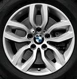 Original BMW Alufelge X3 F25 Y-Speiche 305 in 17 Zoll