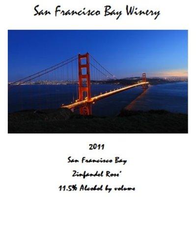 2011 San Francisco Bay Winery Zinfandel Rosé 750 Ml