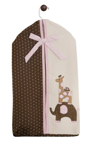 Lambs & Ivy Emma Diaper Stacker (Discontinued by Manufacturer) - 1