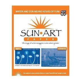 Tedco 8″ X 10″ Sun Art Paper Kit – 15 sheets