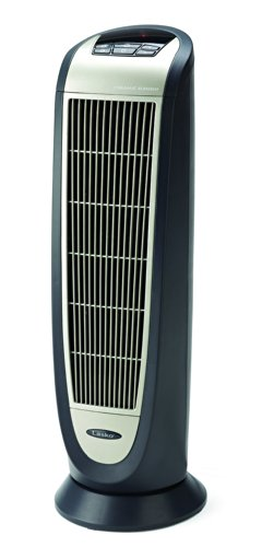 Lasko 5160 Ceramic Tower Heater with Remote Control