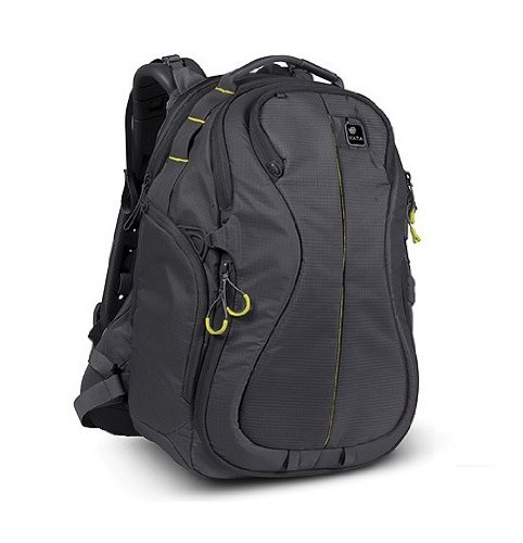 Kata KT UL-MB-111 Rucksack Nylon for Camera/Laptop/Netbook/Touchscreen Tablet up to 13 Inches Black