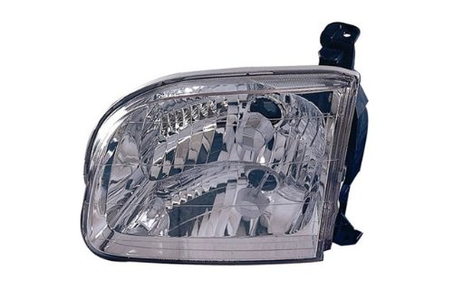 Toyota Sequoia/Tundra Replacement Headlight Assembly - 1-Pair (Parts For Toyota Sequoia compare prices)